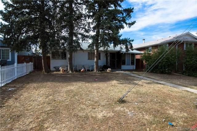 1381 Lima Street, Aurora, CO 80010 (MLS #4770001) :: Keller Williams Realty