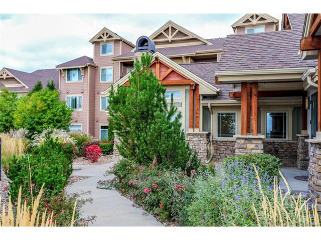 10056 W Unser Drive #107, Littleton, CO 80127 (#4770257) :: The Sold By Simmons Team