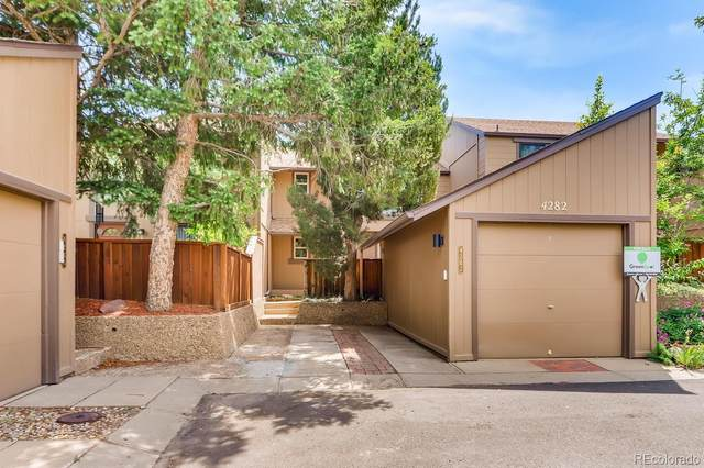 4282 Greenbriar Boulevard, Boulder, CO 80305 (#4770466) :: Chateaux Realty Group