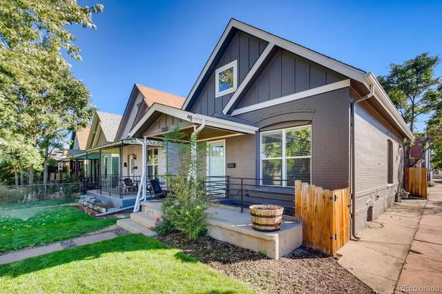 3302 N Gilpin Street, Denver, CO 80205 (MLS #4770925) :: Kittle Real Estate