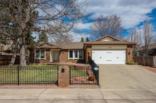 11437 W 76th Place, Arvada, CO 80005 (#4771298) :: The Peak Properties Group