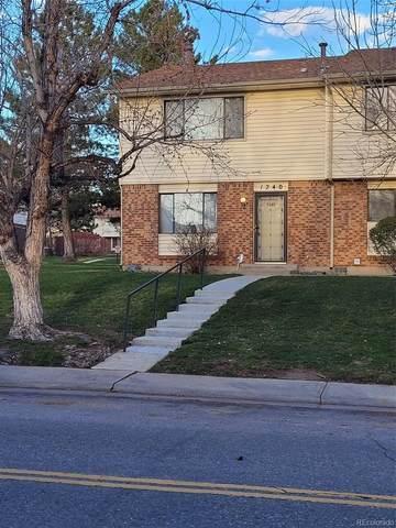 Address Not Published, , CO  (MLS #4771554) :: Kittle Real Estate