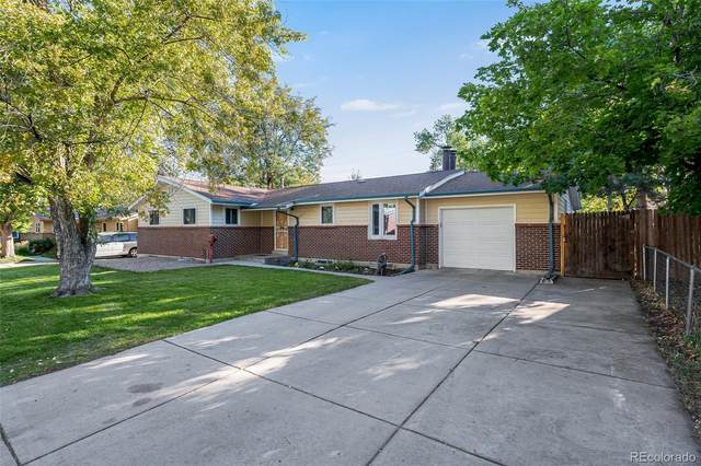 1572 S Cody Street, Lakewood, CO 80232 (MLS #4772401) :: 8z Real Estate