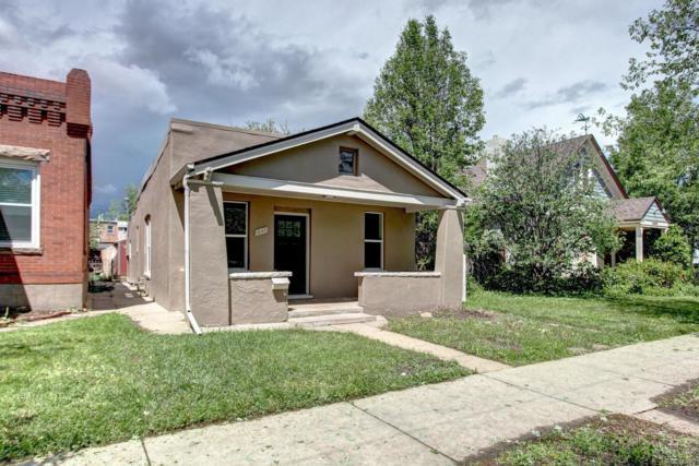 1645 S Washington Street, Denver, CO 80210 (#4772695) :: The Gilbert Group