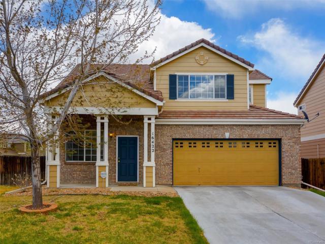 16422 E Geddes Place, Aurora, CO 80016 (MLS #4773066) :: 8z Real Estate