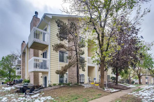 12534 E Cornell Avenue #302, Aurora, CO 80014 (#4773302) :: The HomeSmiths Team - Keller Williams