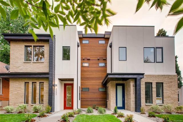 2231 S Sherman Street, Denver, CO 80210 (#4773426) :: The Peak Properties Group