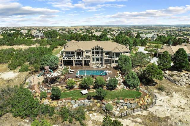 864 Diamond Ridge Circle, Castle Rock, CO 80108 (#4773498) :: Peak Properties Group