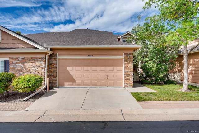 8589 S Miller Way, Littleton, CO 80127 (MLS #4773790) :: 8z Real Estate