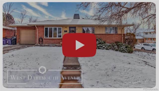 3760 W Dartmouth Avenue, Denver, CO 80236 (#4773861) :: iHomes Colorado