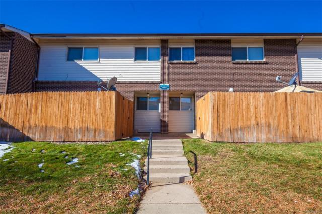 8051 Wolff Street C, Westminster, CO 80031 (#4774008) :: My Home Team
