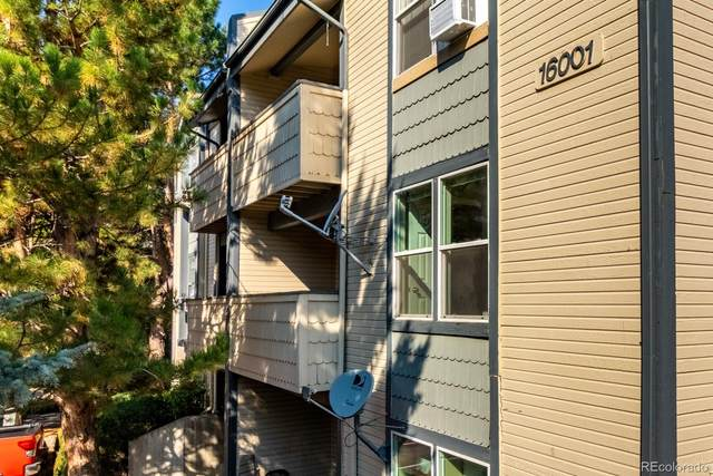 16001 E Alaska Place #8, Aurora, CO 80017 (#4774415) :: The HomeSmiths Team - Keller Williams