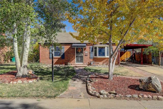 4684 S Pearl Street, Englewood, CO 80113 (MLS #4775140) :: Kittle Real Estate
