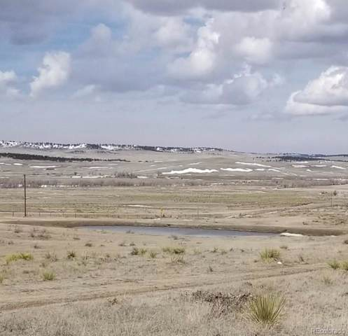 0 County Road 77, Calhan, CO 80808 (MLS #4775143) :: 8z Real Estate
