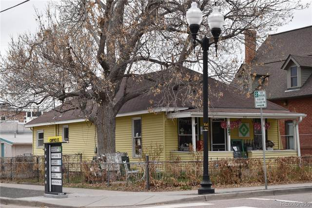 2595 W Alamo Avenue, Littleton, CO 80120 (#4775217) :: Kimberly Austin Properties