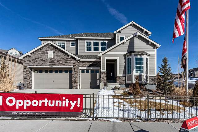 13050 Bridge View Lane, Parker, CO 80134 (#4775831) :: iHomes Colorado
