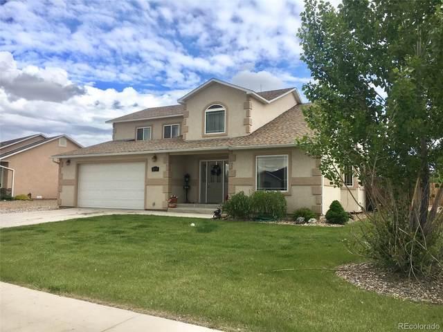 1390 La Mesa Circle, Rangely, CO 81648 (#4775857) :: Berkshire Hathaway Elevated Living Real Estate