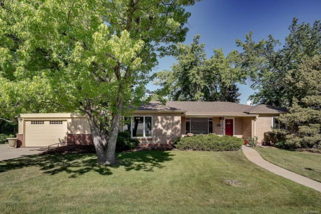 3905 Garrison Street, Wheat Ridge, CO 80033 (#4775864) :: The Heyl Group at Keller Williams