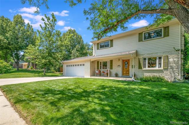 3455 E Briarwood Avenue, Centennial, CO 80122 (#4776186) :: Stephanie Fryncko | Keller Williams Integrity