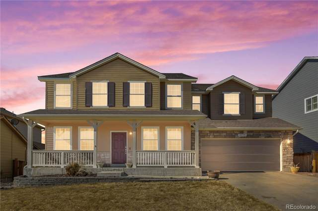12195 S Red Sky Drive, Parker, CO 80134 (MLS #4776385) :: 8z Real Estate