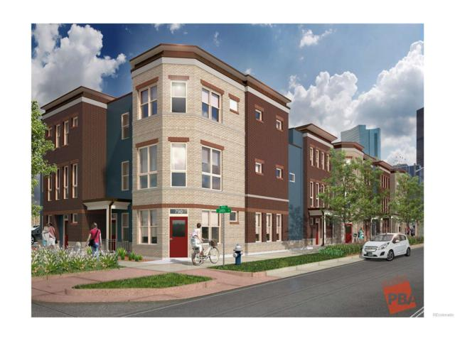 2376 Stout Street, Denver, CO 80205 (MLS #4776516) :: 8z Real Estate