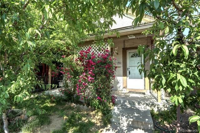 3412 N Downing Street, Denver, CO 80205 (#4776695) :: The HomeSmiths Team - Keller Williams