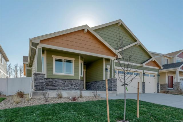 1021 Canal Drive, Windsor, CO 80550 (#4776897) :: HomePopper