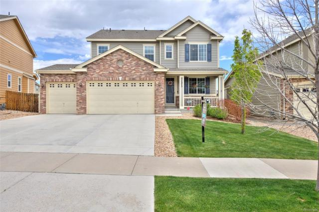 11372 S Trailmaster Circle, Parker, CO 80134 (#4777538) :: House Hunters Colorado