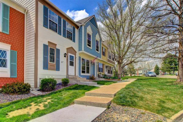 9387 W Ontario Drive, Littleton, CO 80128 (#4777601) :: Wisdom Real Estate