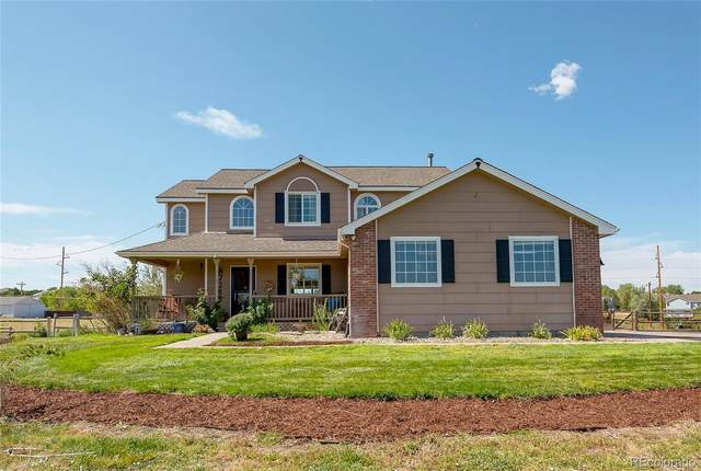 7289 S Ireland Way, Centennial, CO 80016 (MLS #4777684) :: 8z Real Estate