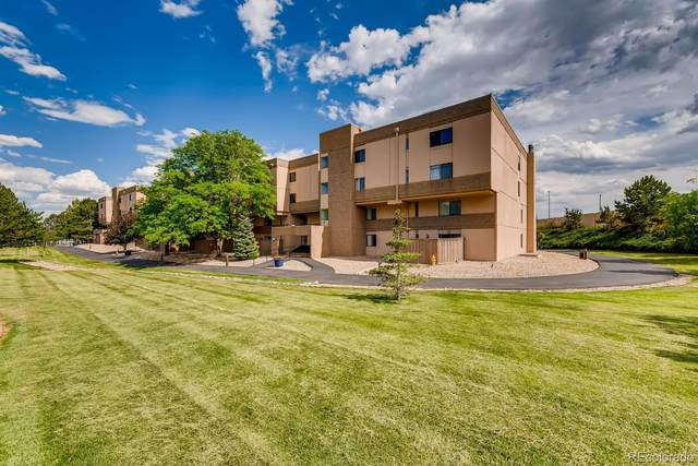 7000 E Quincy Avenue #406, Denver, CO 80237 (#4777844) :: The Heyl Group at Keller Williams