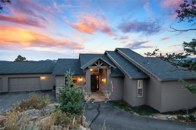 26427 Bell Park Drive, Evergreen, CO 80439 (#4778109) :: The Tamborra Team