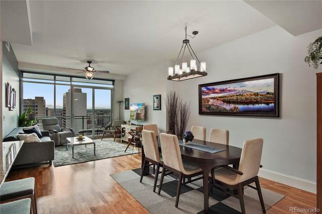 2001 Lincoln Street #1513, Denver, CO 80202 (#4778615) :: The Brokerage Group