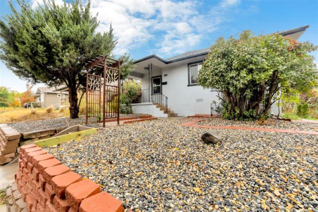 1661 Ulster Street, Denver, CO 80220 (MLS #4778685) :: 8z Real Estate