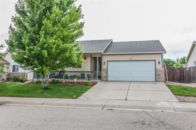 1326 S Frances Avenue, Milliken, CO 80543 (MLS #4778719) :: 8z Real Estate