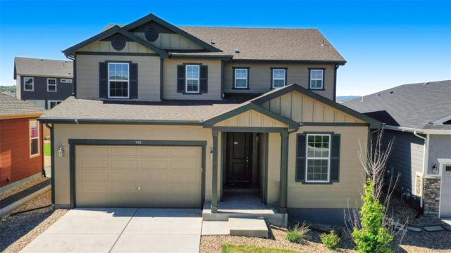 348 Tippen Place, Castle Rock, CO 80104 (#4778732) :: The Heyl Group at Keller Williams