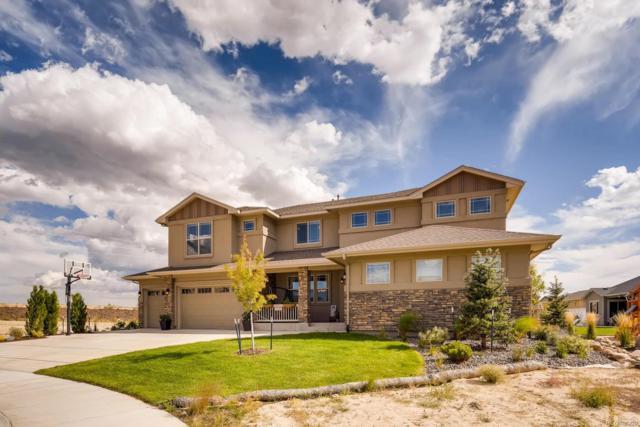 12541 Chianti Court, Colorado Springs, CO 80921 (#4778828) :: The Dixon Group