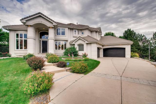 4491 W Geddes Avenue, Littleton, CO 80128 (MLS #4779070) :: 8z Real Estate