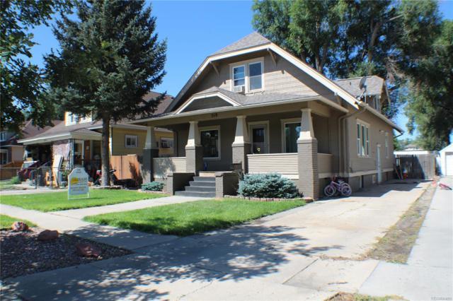 519 Meeker Street, Fort Morgan, CO 80701 (#4779265) :: Compass Colorado Realty