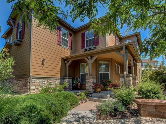 10616 Clearview Lane, Highlands Ranch, CO 80126 (MLS #4779279) :: 8z Real Estate