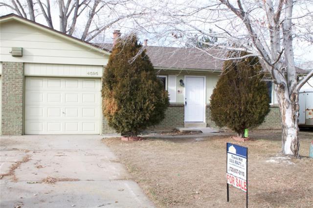 4595 Routt Street, Wheat Ridge, CO 80033 (#4779580) :: The Peak Properties Group