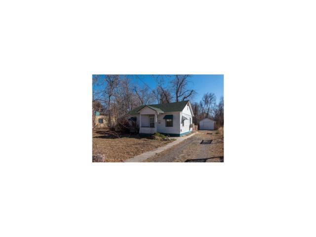 1696 Teller Street, Lakewood, CO 80214 (MLS #4780063) :: 8z Real Estate