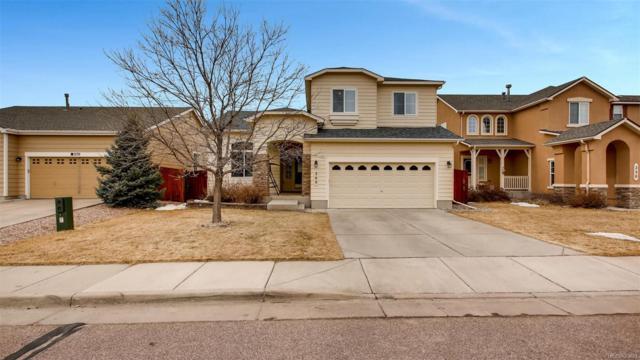 260 Avocet Loop, Colorado Springs, CO 80921 (#4780880) :: Wisdom Real Estate