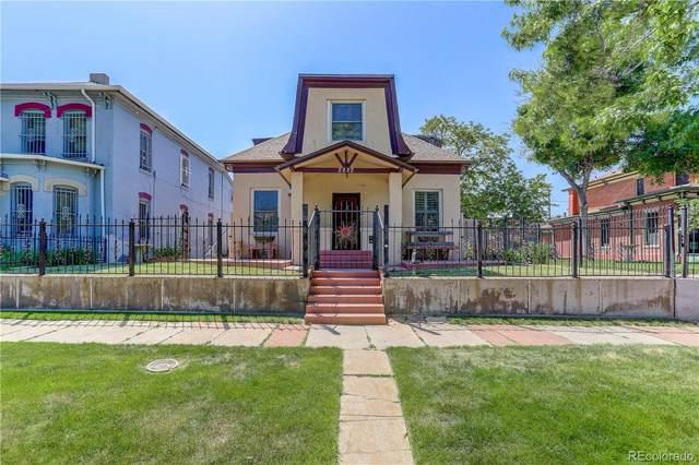 2822 Arapahoe Street, Denver, CO 80205 (MLS #4780912) :: Bliss Realty Group