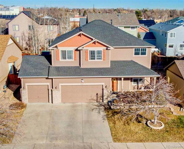 9643 W 14th Avenue, Lakewood, CO 80215 (#4781136) :: The DeGrood Team