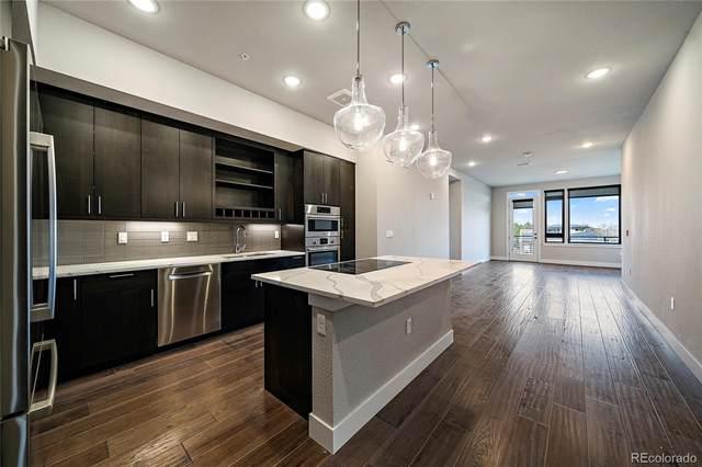 6618 E Lowry Boulevard #111, Denver, CO 80230 (#4782110) :: Venterra Real Estate LLC