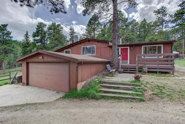 27651 Shadow Mountain Drive, Conifer, CO 80433 (#4782144) :: The DeGrood Team