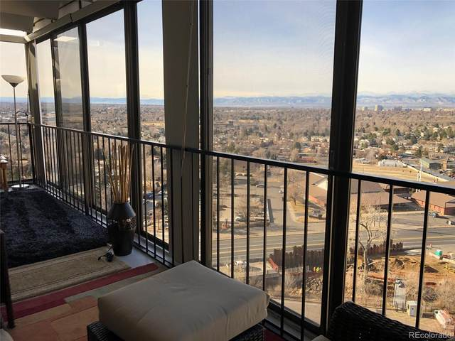 7877 E Mississippi Avenue #1603, Denver, CO 80247 (#4782232) :: Kimberly Austin Properties