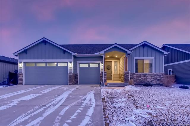 4491 Ketchum Drive, Wellington, CO 80549 (MLS #4782328) :: 8z Real Estate