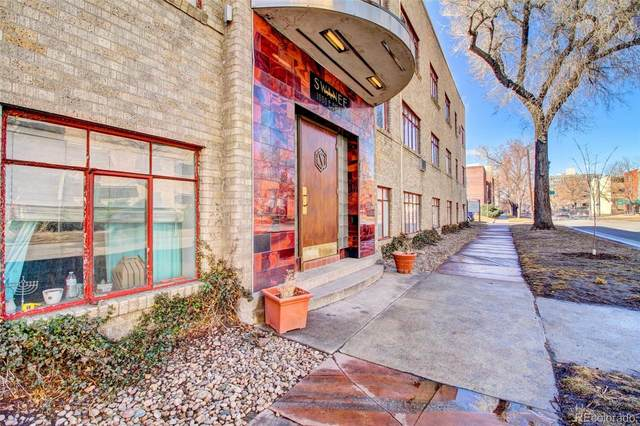 1000 E 8th Avenue #16, Denver, CO 80218 (#4782383) :: Bring Home Denver with Keller Williams Downtown Realty LLC